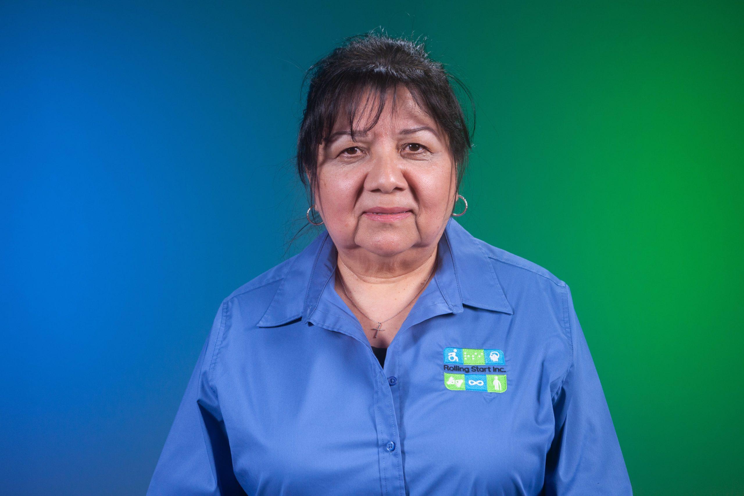 Maria Cuevas - Receptionist